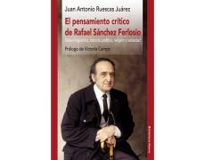 """""""El pensamiento crítico de Rafael Sánchez Ferlosio"""" de Ernesto Baltar. <i>fronterad</i>"""