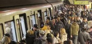 barna, huelga metro