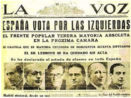 elecciones frente popular
