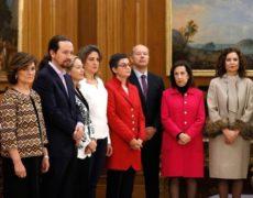 Gobierno nuevo. Javier Aristu. <i>en campo abierto</i>